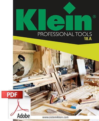 professional tools klein catalog for woodworkers