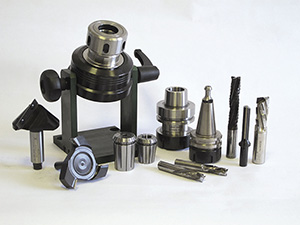 Router bits and collet chucks for CNC router