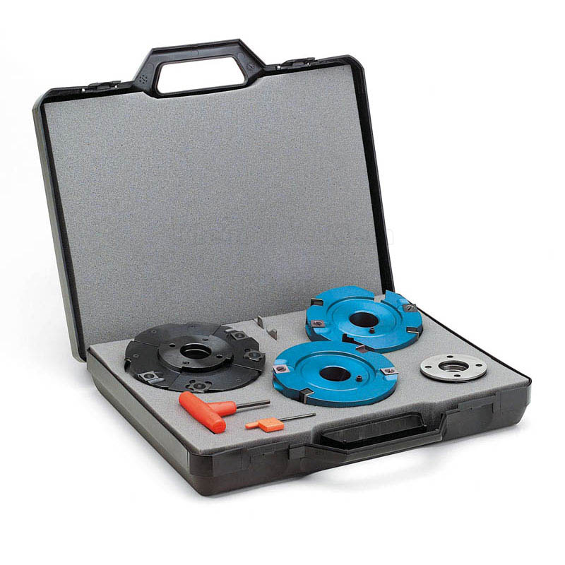 TONGUE AND GROOVE TOOLING SET