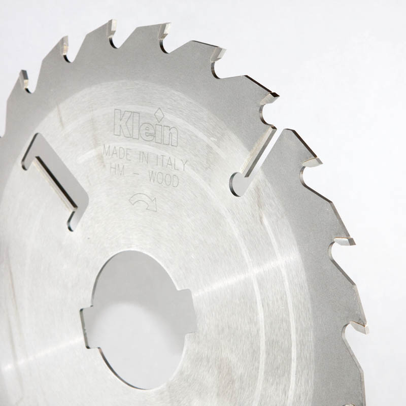 HW MULTIRIP SAW BLADES WITH RAKERS (THIN KERF)