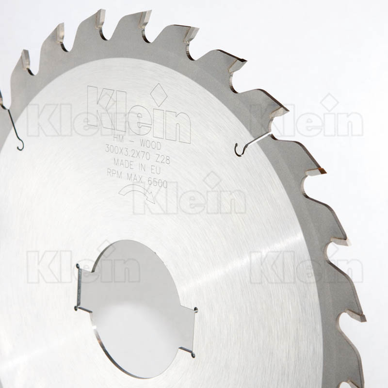 HW MULTIRIP SAW BLADES WITHOUT RAKERS