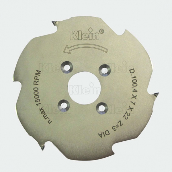 DP GROOVE CUTTER FOR