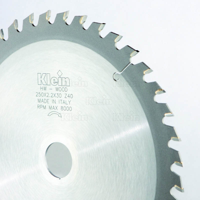 HW MULTI PURPOSE SAW BLADES (THIN KERF)