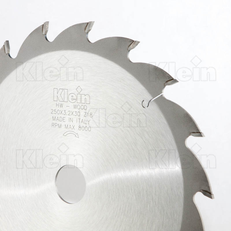 HW MULTI PURPOSE CIRCULAR SAW BLADES