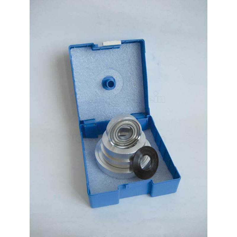BALL BEARING WITH BUTTING RING SET