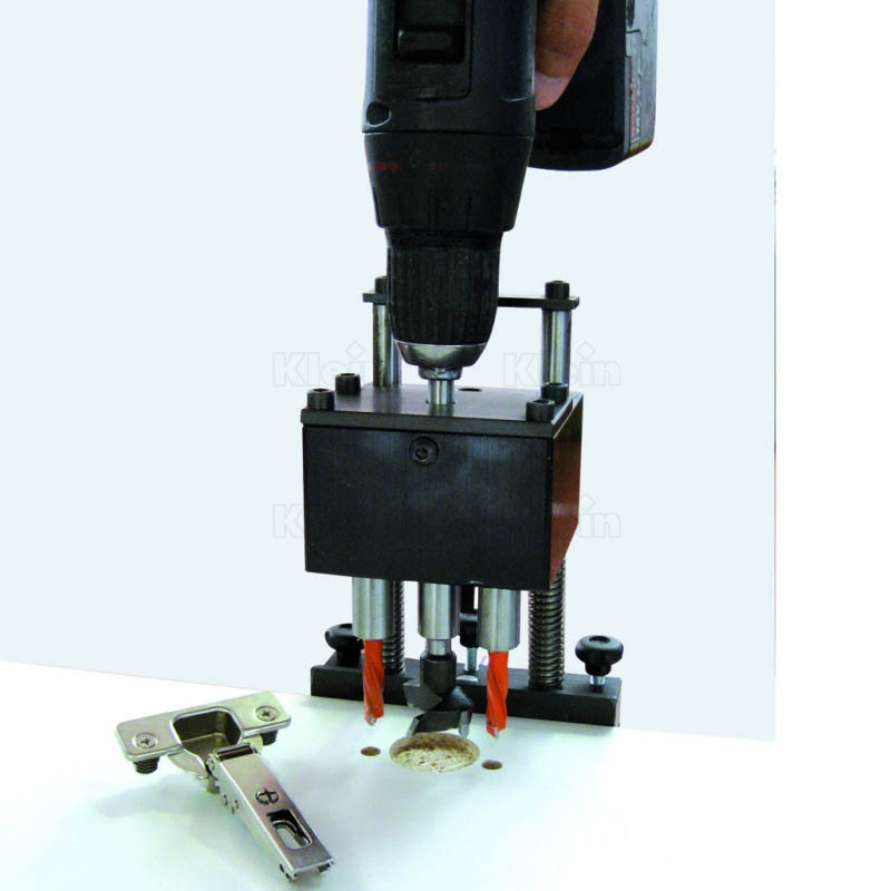 TRIMATIC FOR HINGES